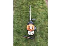 Stihl hs86 r/t single sided hedge trimmer