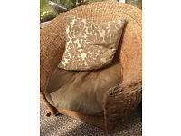 Sofa and chairs for conservatory or patio