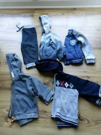 Boy's jackets and trousers size 12-18 months
