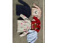 Girls clothing bundles aged 2-3 years