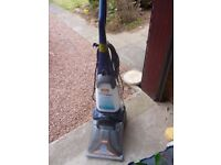 Vax Rapide Carpet Washer with Pre-Stain Wash Wand