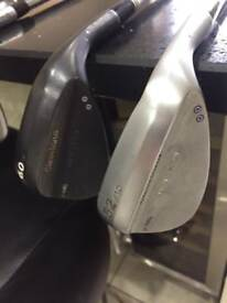 Set of Cleveland Rotex 3 wedges 52/56 immaculate