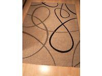Living room rug 140cm x 170cm