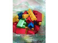 Children's Bricks- great conditio