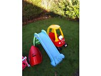 OUTDOOR TOYS FOR SALE