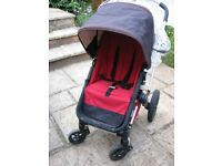 Bugaboo - Frog stroller, with rain cover. Used in good condition