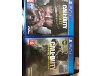 Cod ww2 cod infinite warfare