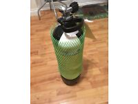12 ltr Scuba Diving Cylinder Air Tank Tested until March 2020