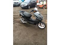 Yamaha Aerox 50 2010 years mot