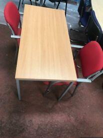 1200mm x 600mm Rectangular Table