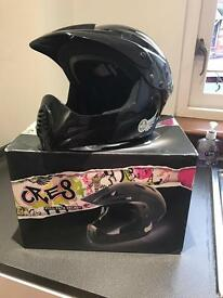 Cycling Scooter Kids Helmet in box.