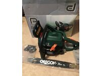 B&Q Performance Power 33c.c. Chain Saw
