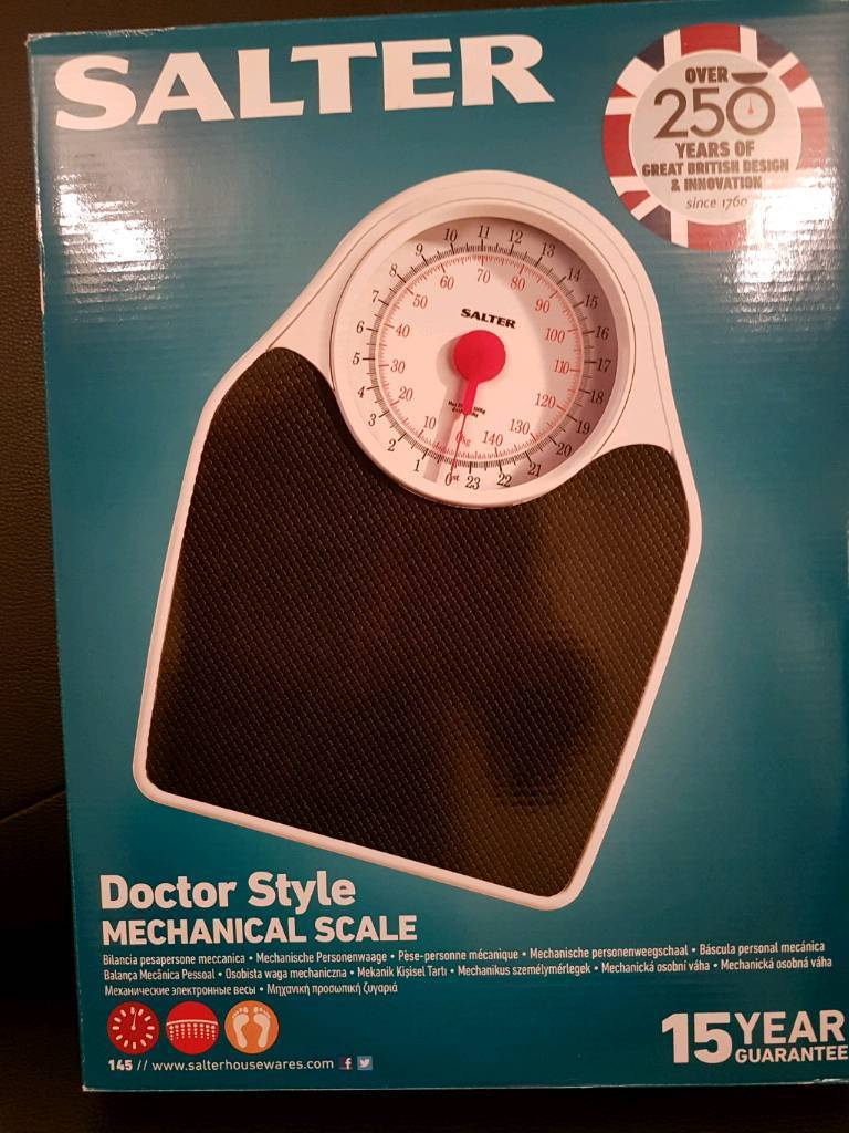 Doctor style scale