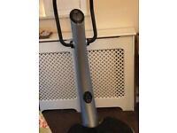 Vibratec workout machine