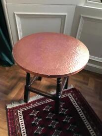 Copper Top Pub Table