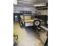 Car Trailer - 4 new tyres ideal for Racing car, Builder, Quads or Motorbikes