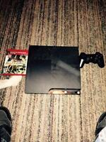 Sellin 250 GB PS3