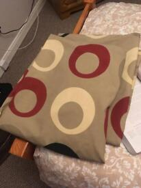 Curtains pillow cases and cover