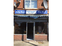 SHOP TO LET LONDON ROAD BUSY FOOTFALL