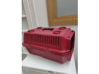 Cat Carrier Box - used - £5.00