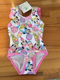 Disney Minnie Mouse baby swimming costume
