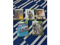 VIDEO GAMES XBOX 360