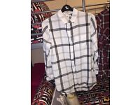 Two Checked Shirts