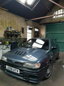 Nissan pulsar gtir....rb model 1/50 ... rare future classic