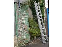 Professional Trade 3 Section Extention Ladder