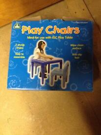 ELC play chairs