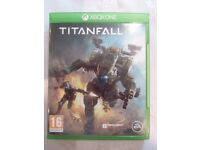 TITANFALL 2 XBOX ONE GAME AS NEW