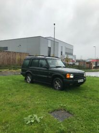 Land Rover Discovery 2 **BREAKING**