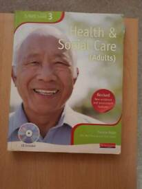Nvq health and social care book level 2 and 3