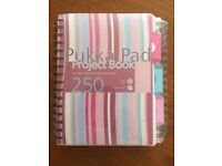 Pukka Pads A5 size 3 Pads Per Pack - unopened in sealed wrapper