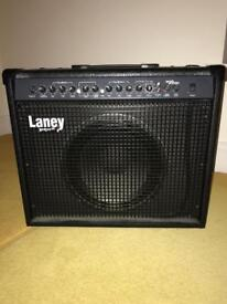 Laney Hardcore MXD120 Guitar Amplifier With Two Channel Footswitch