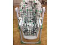 CUGGL high chair
