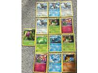 Stage 2 Pokemon pokemons cards x13 decks