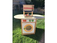 Big jig toy play kitchen