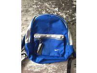 Small Nike rucksack