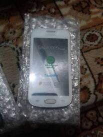 Samsung Galaxy dual sim brand new
