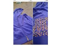 Girls Juicy Couture hoody