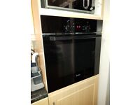 BOSCH ELECTRIC HOB and OVEN