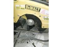 DeWalt flip over saw