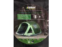 URBAN escape - matsuri 4 person pop up tent