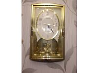 GOLD CLOCK*****OPEN TO OFFERS