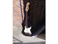 stratocaster made by fender