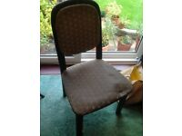 5 Dining Chairs for £15