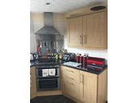 Complete kitchen and utility units for sale including appliances