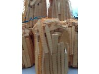 dry kindling £3 per sac /4 for £10
