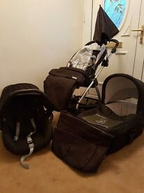 Mamas and papas solar travel system